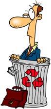 tech career adviser cartoon