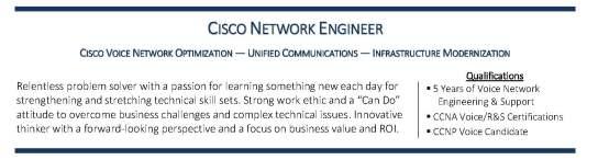 Cisco engineering