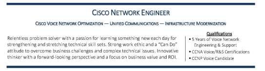 Cisco engineering