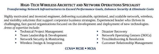 wireless architect
