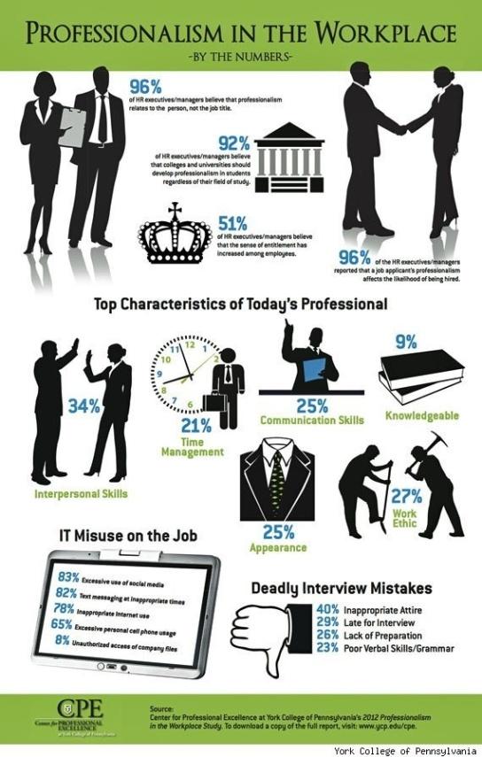 Workplace Professionalism