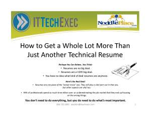 ittechexec noddleplace protecting technical careers